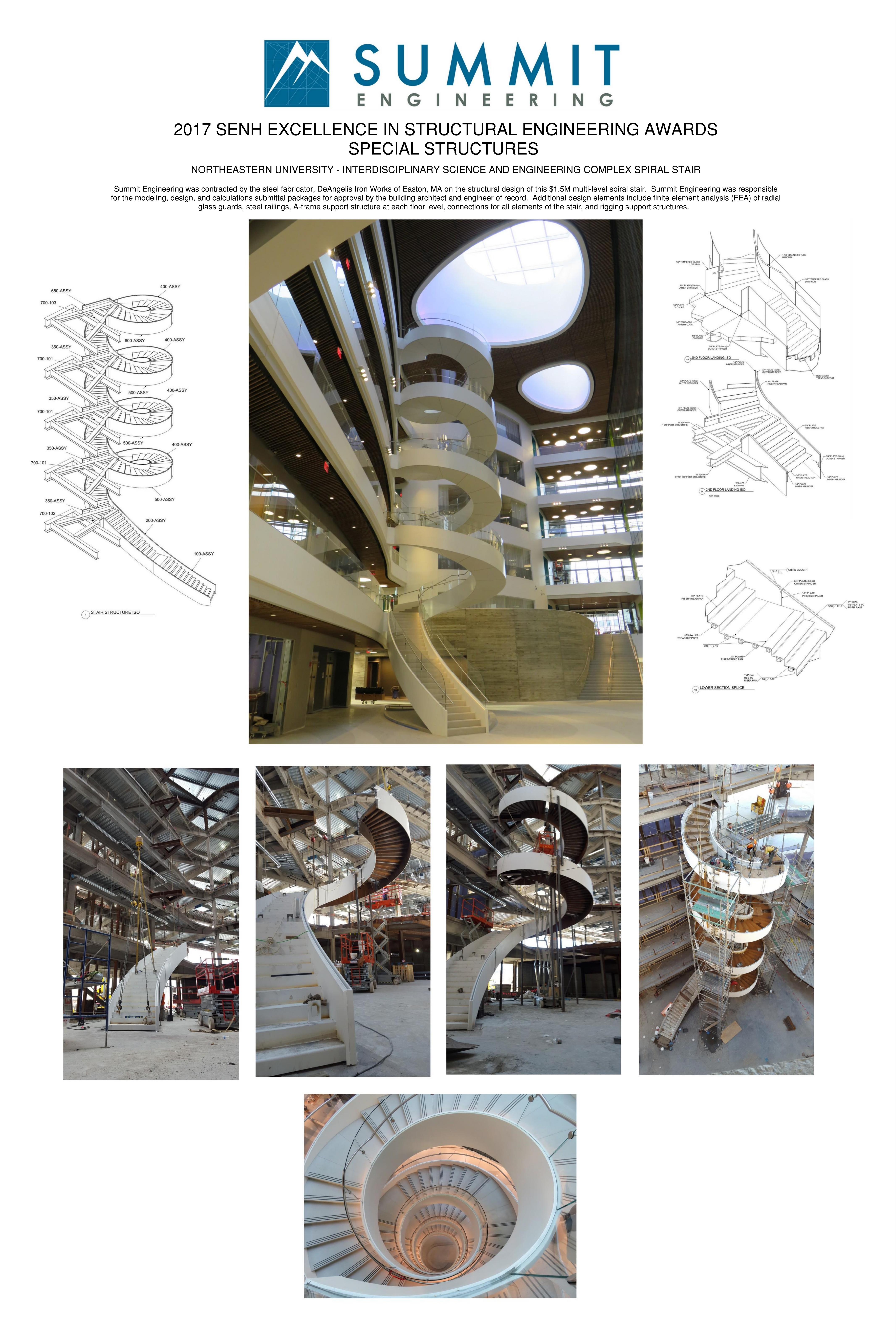 Spiral Stair Submission, SENH,org